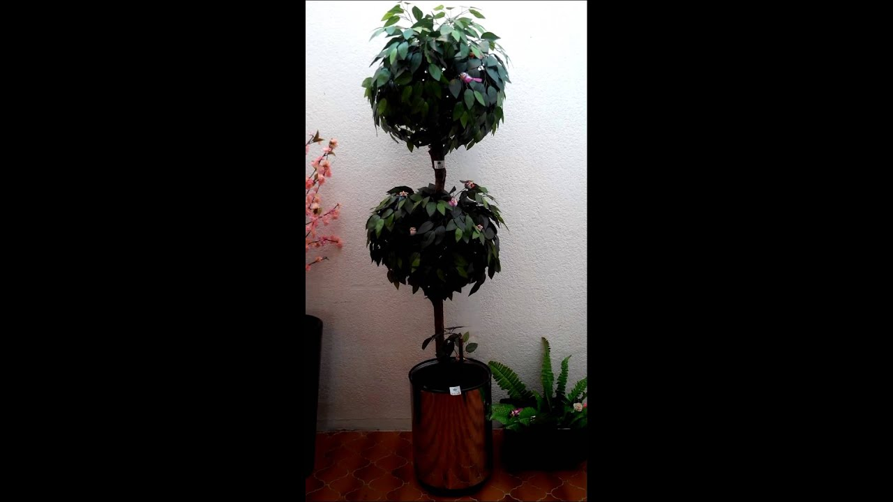 plantas artificiales y accesorios decorativos YouTube