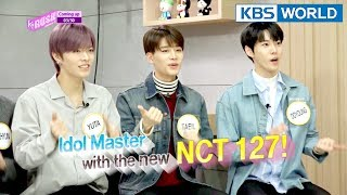 Today's GUEST : NCT 127 / The Unit