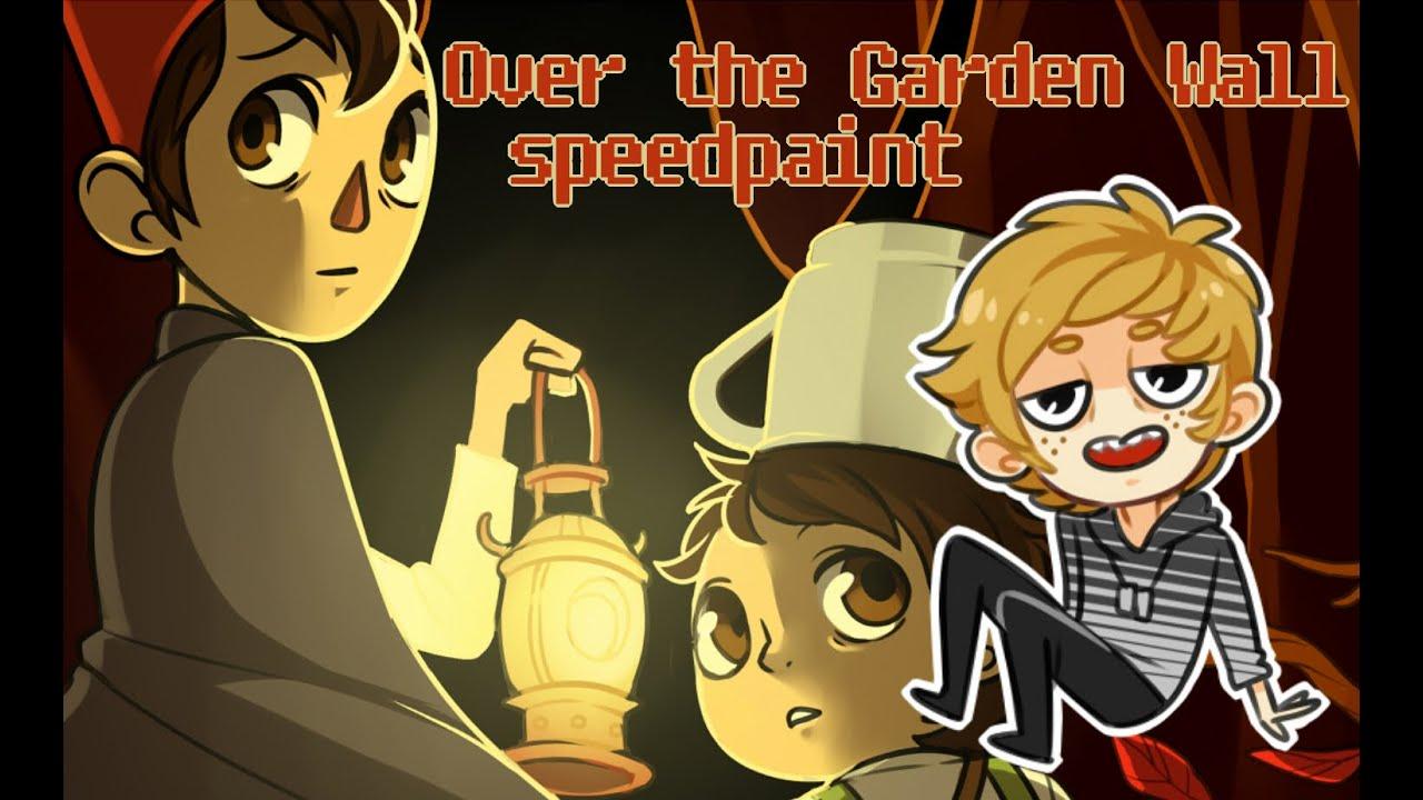 Over the Garden Wall Speedpaint - YouTube