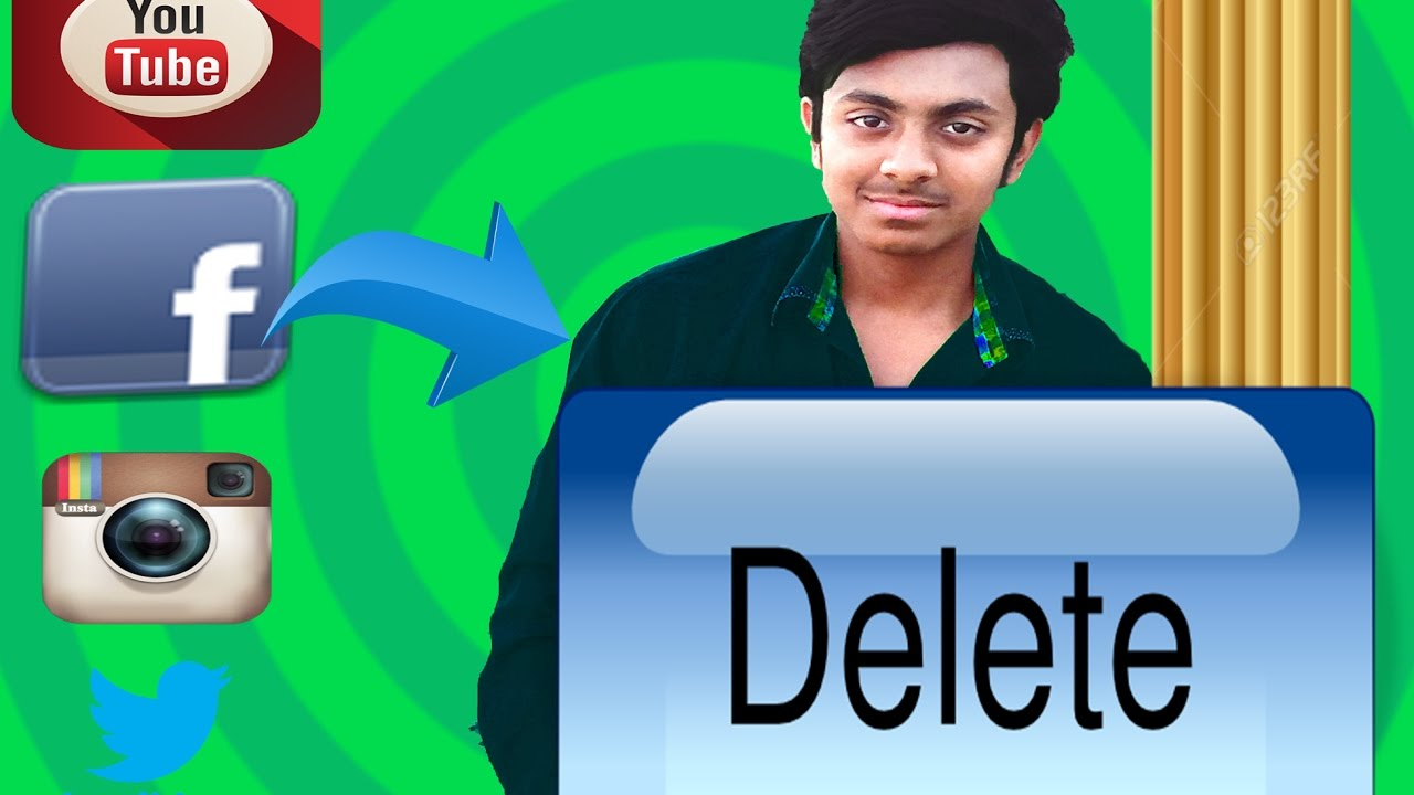 Delete your extra facebook account permanently Easy Method ...