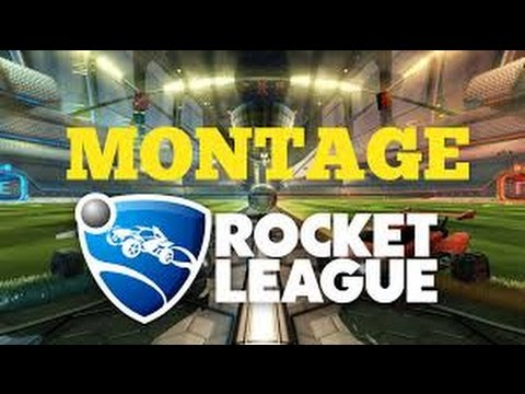 Squishy Muffinz Montage : Rocket League Montage #1 - YouTube