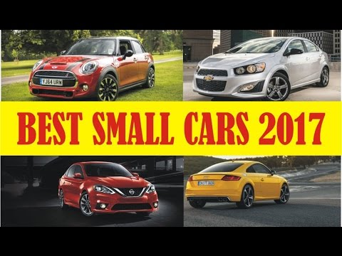 Best Small Cars 2017 With Prices And Other Details