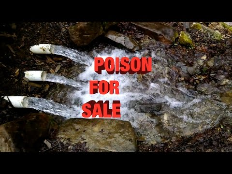 POISON WATER FOR SALE!