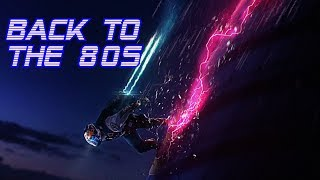 'Back To The 80's' | Best of Synthwave And Retro Electro Music Mix for 1 Hour