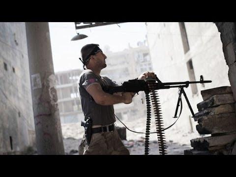 Al-Zanki Brigade In Heavy Fighting For Military Factory Aleppo Countryside