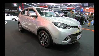 New Crossovers MG GS 2018, 2019