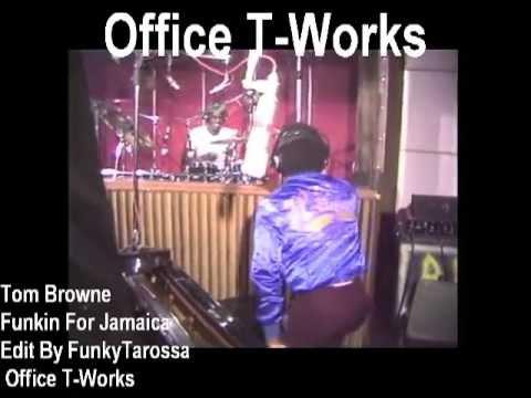 Tom Browne   - Funkin For Jamaica