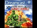 Army Men Sarge's Heroes - Sega Dreamcast (Attack Mission)