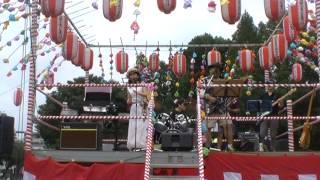 2013年7月28日 相模原市清新地区夏祭り・ライブ ジャンルを問わ...