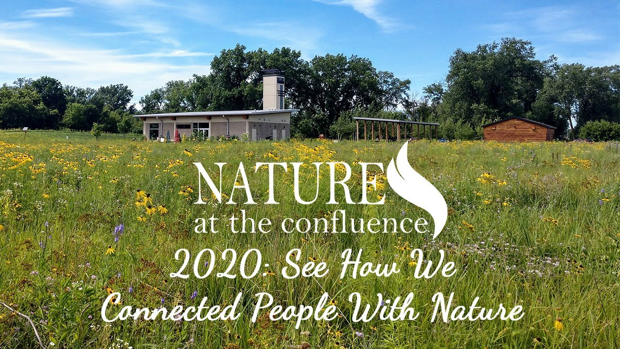 Download Nature At The Confluence:  2020  See How We Connected