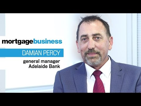 On the Record: Damian Percy, Adelaide Bank
