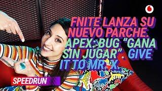#Speedrun 12/02: Parche de Fortnite y el bug de APEX con el que ganas sin jugar