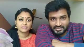 Sreeja 💑 Senthil funny Live Video Talk About Kalyanam Conditions Apply 6thLastEpisode    KCA