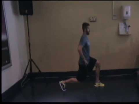EDGE Fitness 28 Day Training Program Round 1 Exercises