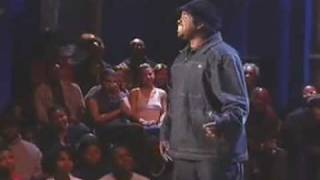 Poetri doing MONEY on Def Poetry