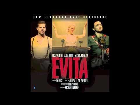 Evita - New Broadway Cast