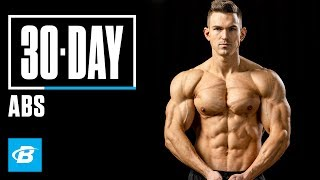 30-Day Abs with Abel Albonetti   Trailer