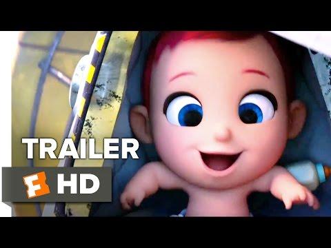 Storks 2016 HD Trailer