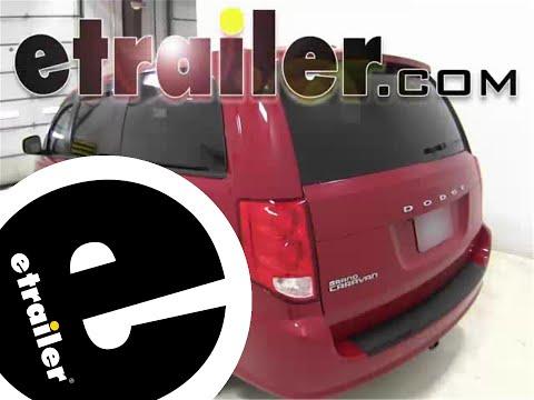 etrailer WeatherTech Cargo Floor Liner Review - 2015 Dodge Grand Caravan
