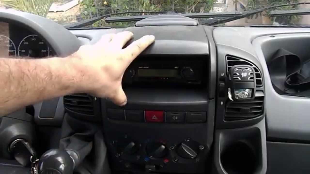 Citroen Jumper Ventilador De Cabina Reparaci 243 N Youtube