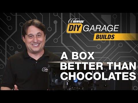 Newegg DIY Garage: A Box Better Than Chocolates