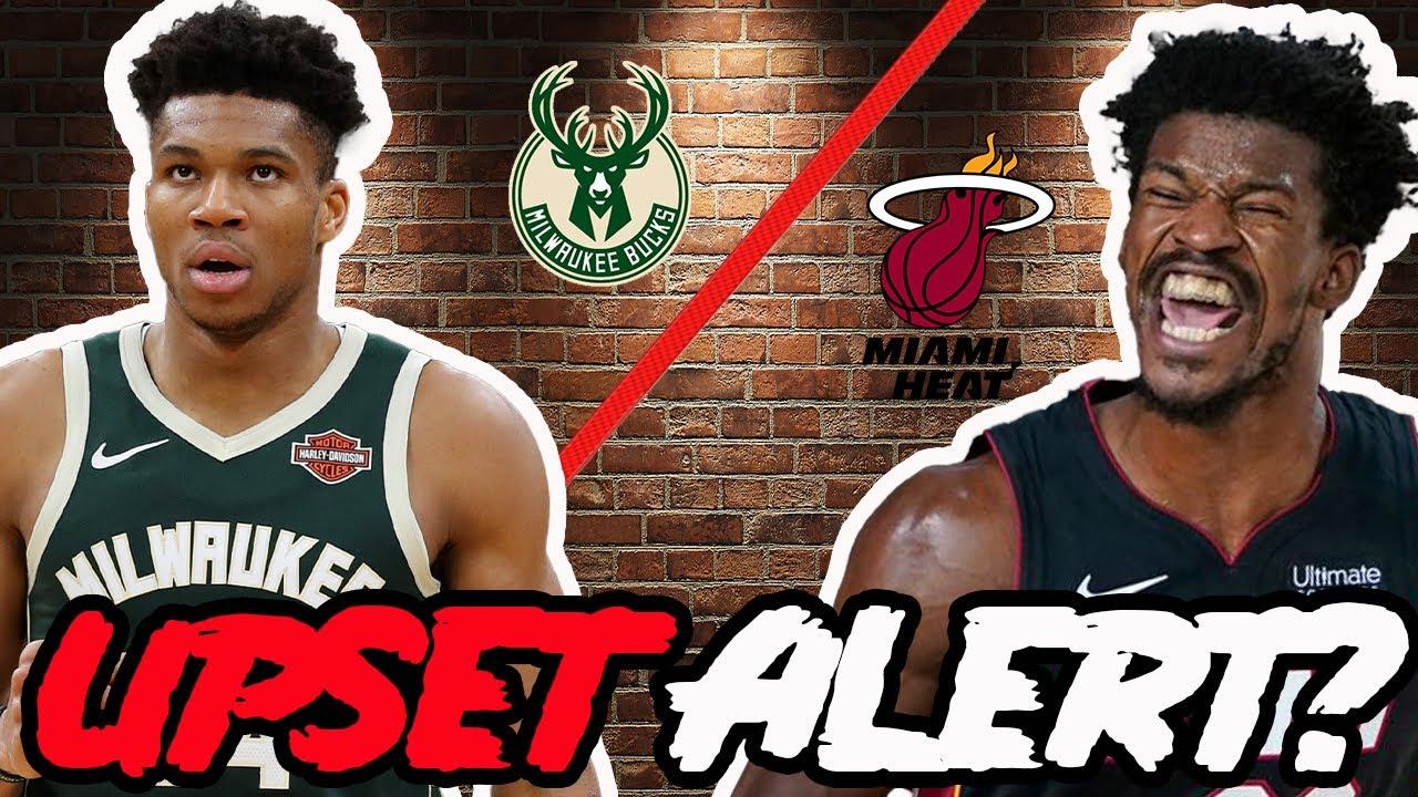 Miami Heat Vs Milwaukee Bucks 2020 NBA Playoffs | 2nd ...