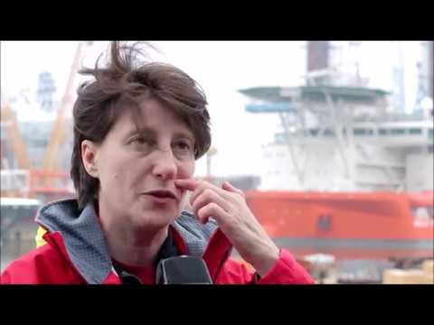 Interview to the Principal Investigator of the BURSTER Cruise