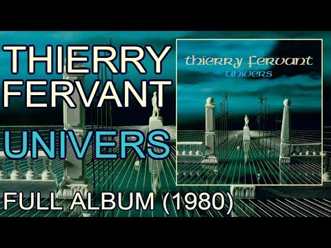Thierry Fervant - Univers (1980) [Full album]