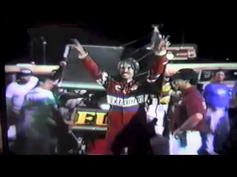 San Jose Speedway 1987 Key Race Intros