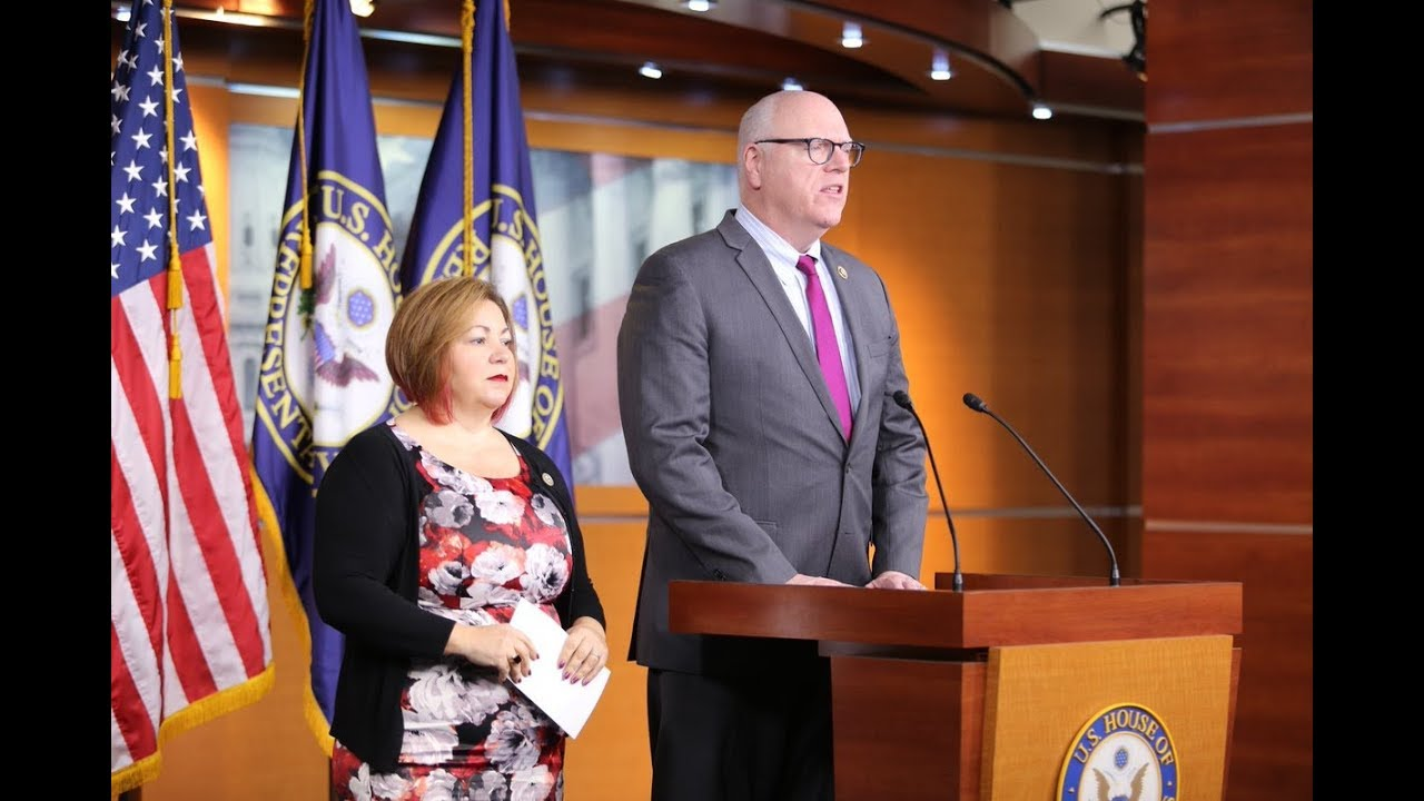 House Democratic Caucus Press Conference: February 14, 2018