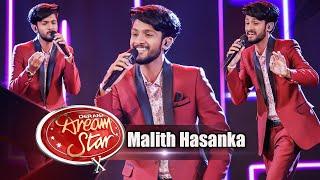 Malith Hasanka | Kalyani Nangiye (කල්යාණි නංගියේ) | Dream Star Season 10 Thumbnail