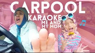 carpool karaoke me and my mom cover closer juju on that beat ppap alone and more