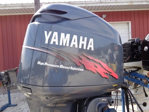 Yamaha fr 25 hpdi 200hp outboard repeatvid for Yamaha 250 hpdi specs
