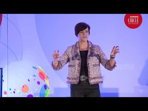 Building A Workforce In A Disrupted World | Lucy Adams