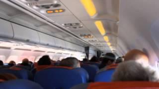 Взлёт самолёта Аэропорт Манас Кыргызстан Бишкек