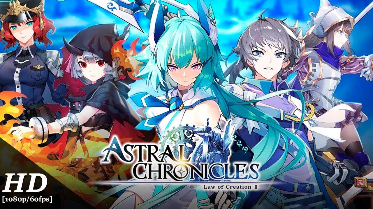 Tổng hợp các loại cá trong Astral Chronicles