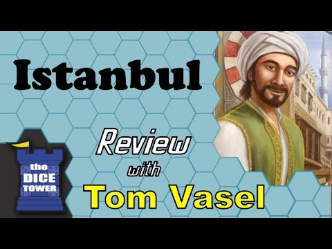 Istanbul Review - with Tom Vasel