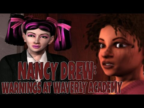 EASTER EGGS & EVIL TWINS - Warnings at Waverly Academy #6  (Nancy Drew Game)