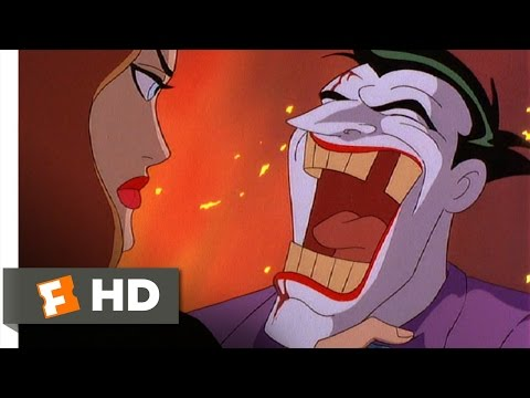Batman: Mask of the Phantasm (10/10) Movie CLIP - Goodbye, My Love (1993) HD