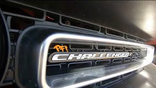 Ripping an All Wheel Drive Supercharged Challenger