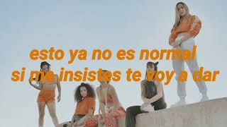 Lola Indigo - Ya No Quiero Ná (LYRICS)
