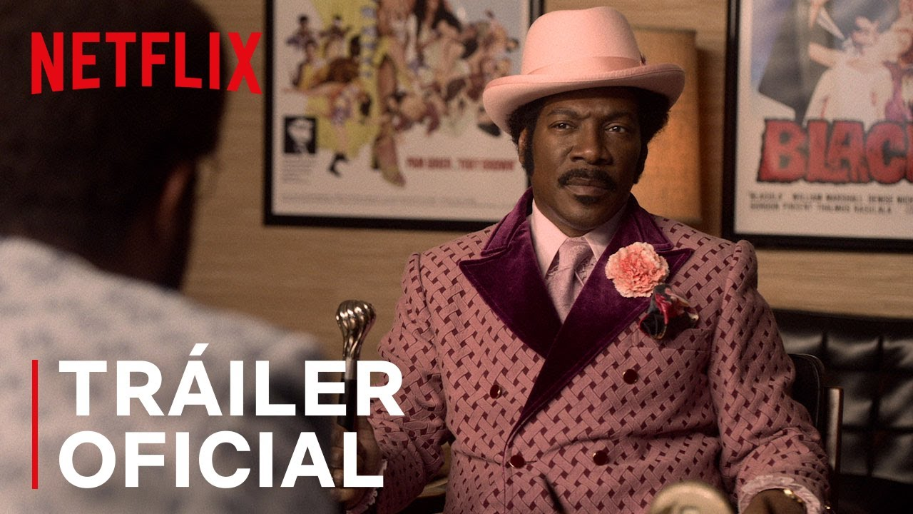 Mi nombre es Dolemite   Tráiler oficial [HD]   Netflix