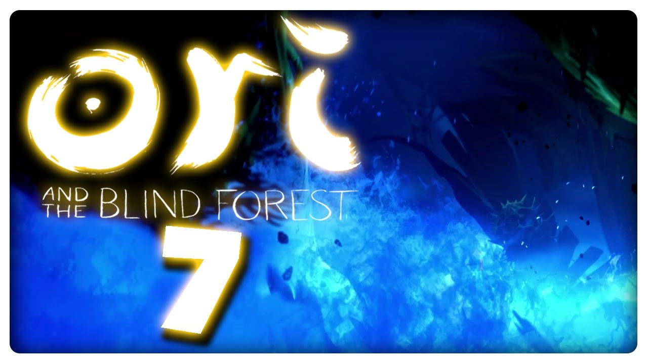 Download Let's Play ORI AND THE BLIND FOREST Part 7: Epische Flucht aus dem Ginso-Baum