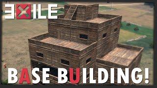 ARMA 3 - EXILE TUTORIAL [GER/2K] Base building, wie geht das?