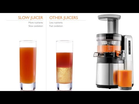 5 Best Juicers You can buy on Amazon - Slow Juicer #3