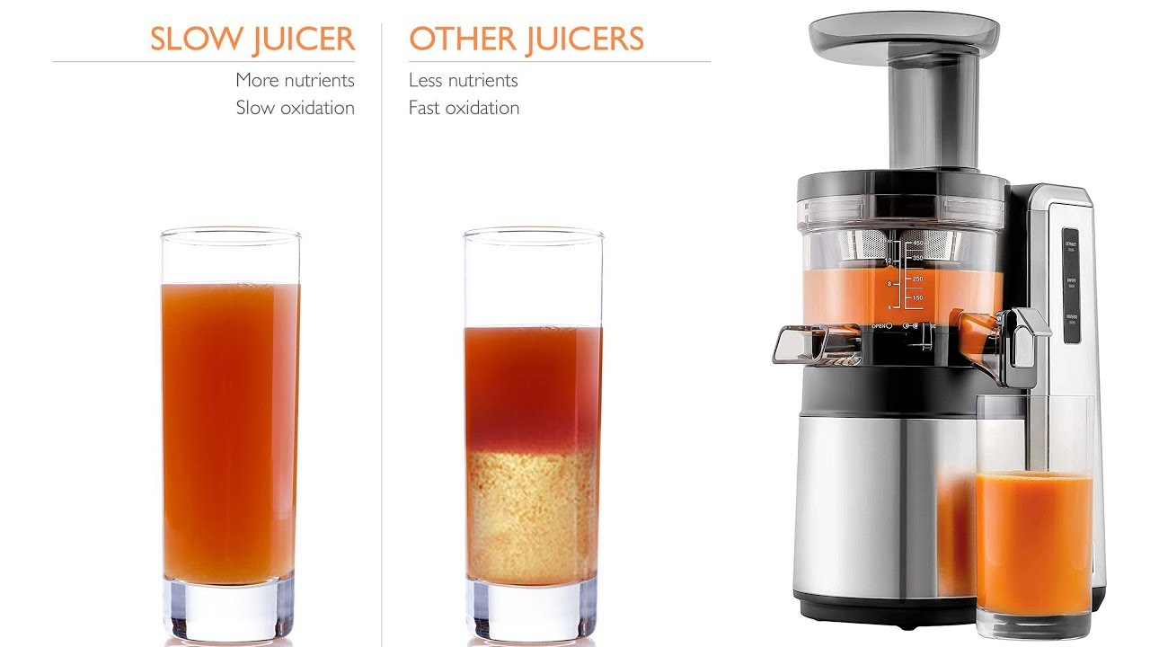 Slow Juicer Oxone Ox 875 : 5 Best Juicers You can buy on Amazon - Slow Juicer #3 - YouTube