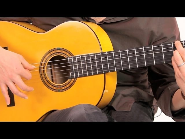 How to Play Tango Compas | Flamenco Guitar