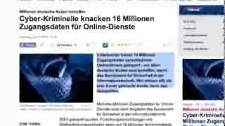 Download Cyber Diebstahl im großen Stil