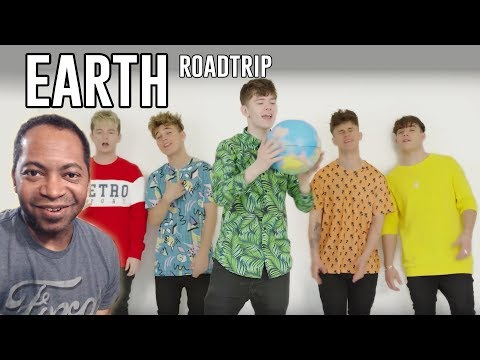 Roadtrip - Earth (cover Lil Dicky) REACTION