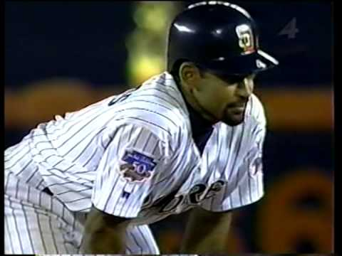 Cardinals vs. Padres, 1997